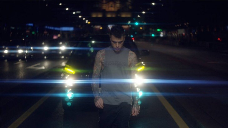 fedez magnifico video