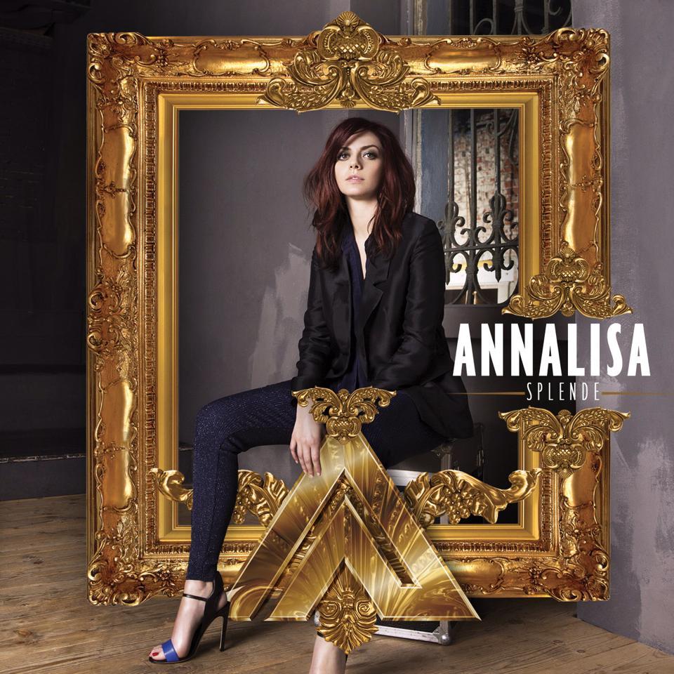 Radio bruno annalisa splende nella cover del nuovo album - Annalisa una finestra ...