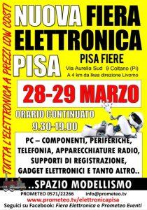 Fiera ELETTRONICA PISA 2015-2