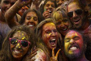 Selfie Colorato
