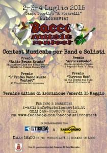 BACCO CONTEST