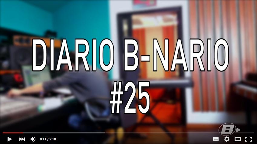 diario b-nario 25