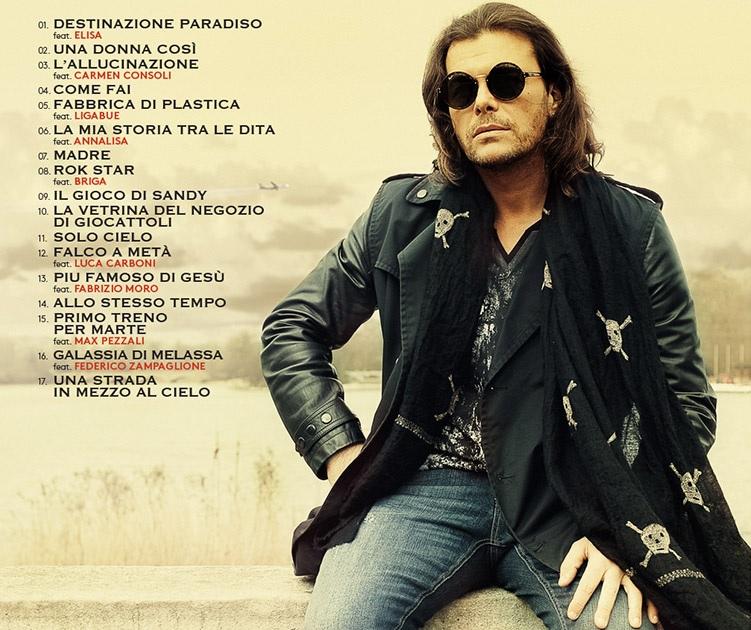 grignani tracklist 2016