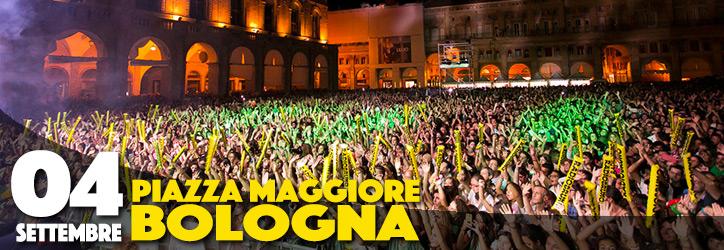 4 settembre - piazza maggiore - bologna