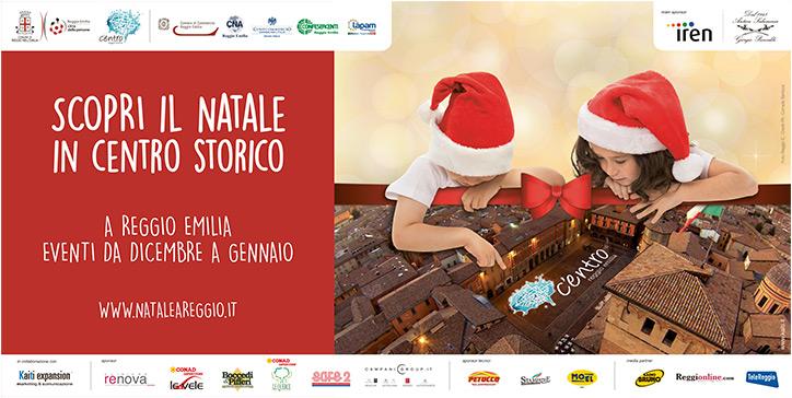 """Dal 3 dicembre al 22 gennaio – Reggio Emilia NATALE 2016 – IL CENTRO  STORICO SI """"ACCENDE"""" PER LE FESTE f57a5dc3e99"""