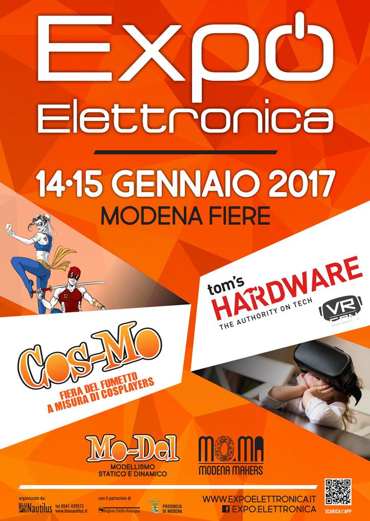 Expo elettronica radio bruno for Fiera elettronica 2017