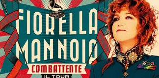 Fiorella Mannoia Combattente tour