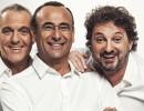 Intervista al trio Conti Panariello Pieraccioni Venerdì 31 marzo, dopo le 11.20, non perderti l'intervista al trio toscano