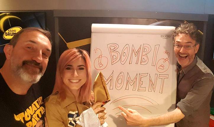 bombi-moment