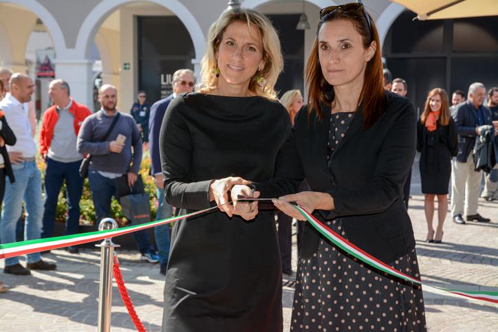 Radio Bruno – Inaugurato il nuovo Info Point al Mantova Outlet Village