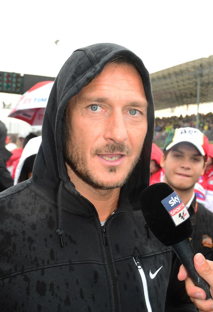 Francesco Totti - foto di Dario Aio