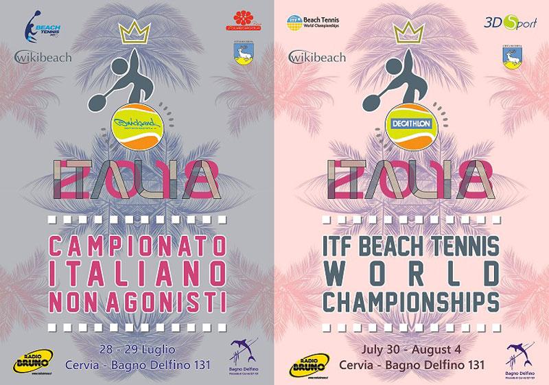 ITF Beach Tennis World Championships | Radio Bruno