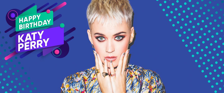Buon Compleanno Katy Perry | Radio Bruno