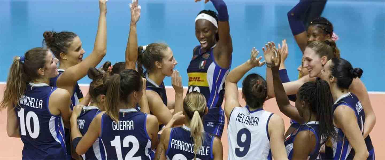 Calendario Femminile.Volley Mondiali Pallavolo Femminile 2018 Calendario