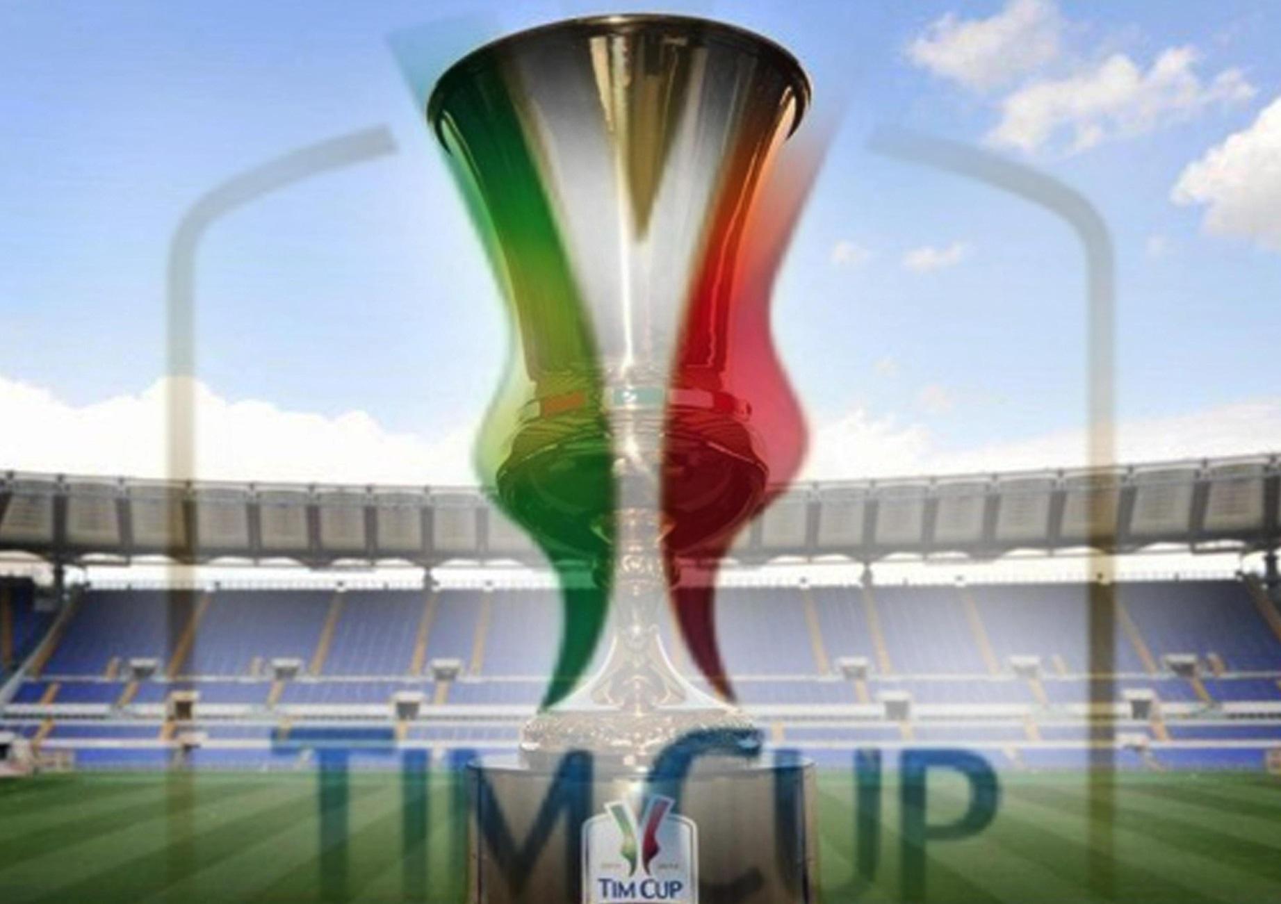Coppa Italia, passano Entella e Torino (che giocherà con la