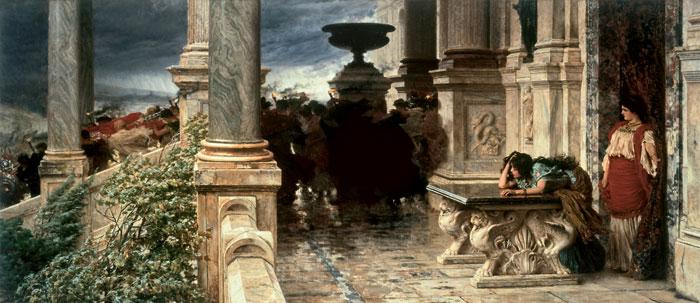 Ottocento l arte dell italia tra hayez e segantini for Pellizza da volpedo lo specchio della vita