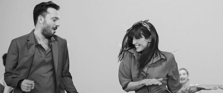 Cesare Cremonini insieme alla fidanzata nel video di