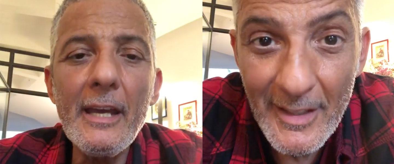Fiorello: ho 60 anni e prometto di restare a casa! | Radio Bruno