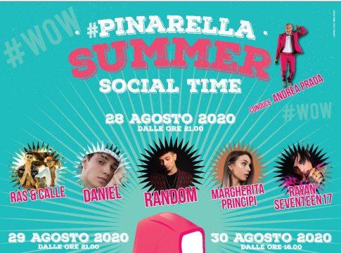 #Pinarella Summer Social Time