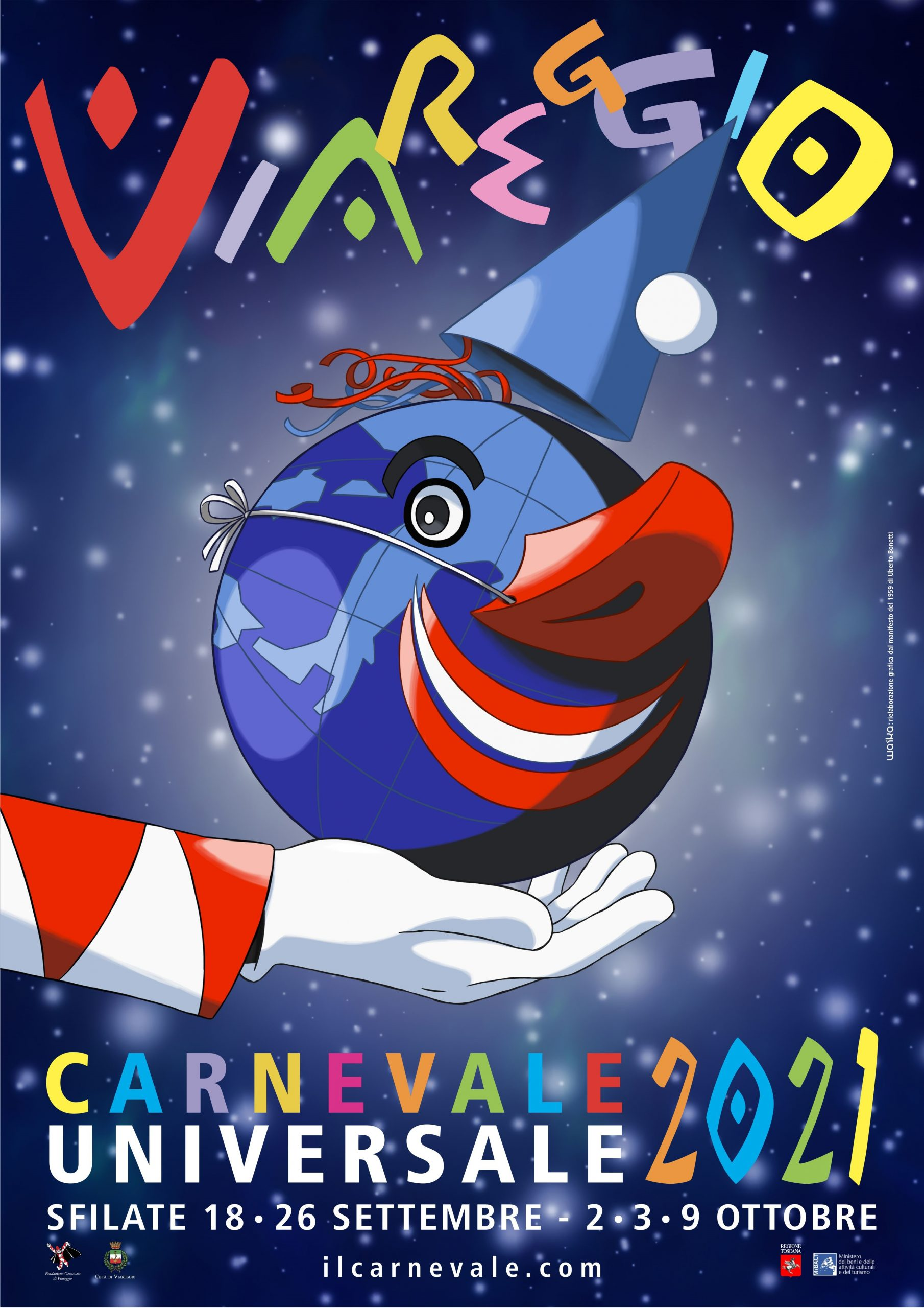 Calendario Carnevale Di Viareggio 2021 Carnevale di Viareggio 2021 le date ufficiali per Settembre